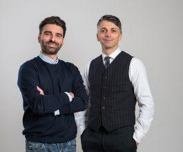 Giovanni Balsamo e Denis Baldi
