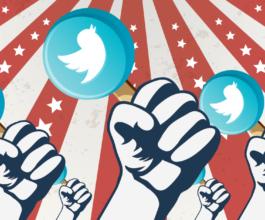Twitter Revolution: oltre i 140 caratteri