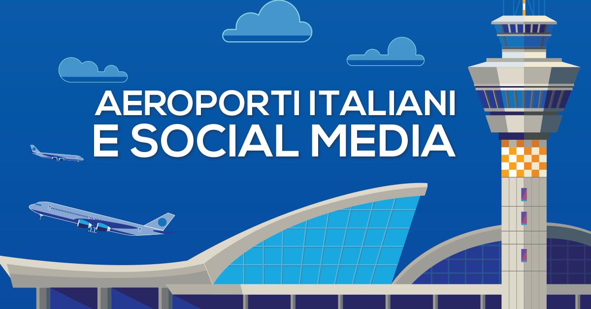 aeroporti social media