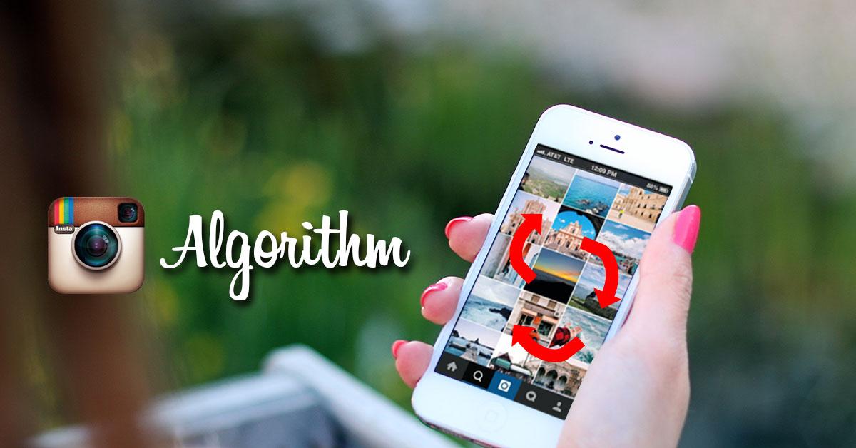 L'algoritmo di Instagram e l'ordine dei post
