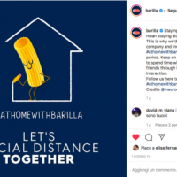 Real Time Marketing - Barilla