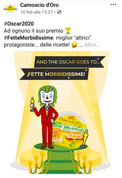 Real Time Marketing - Camosciodoro