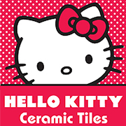 Hello Kitty Ceramic Tiles