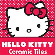 Hello Kitty Ceramic Tiles